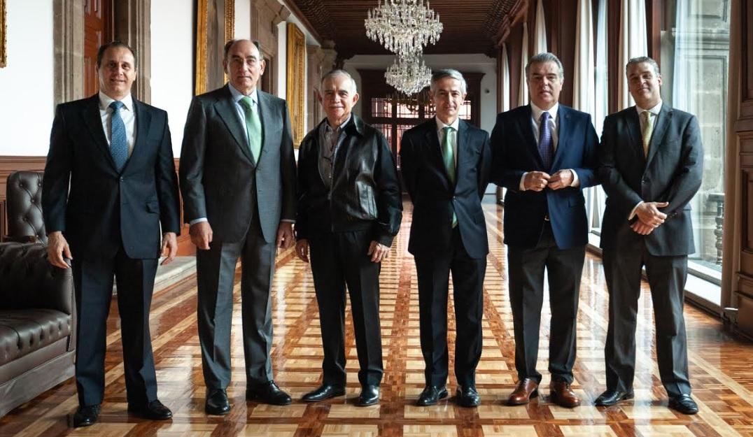 Iberdrola invertirá hasta 5.000 millones de dólares en nuevas centrales en México
