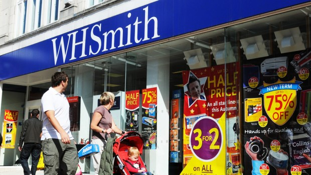 WH Smith Bucks Brexit With Spoof Humor Books, Travel Hub Sales