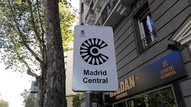 Dónde están las cámaras que más multan en Madrid Central y a qué hora lo hacen