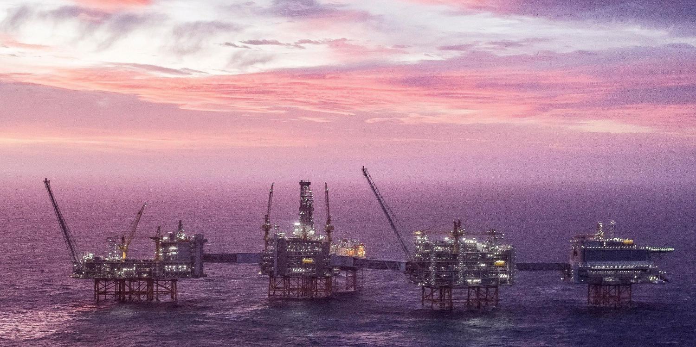 johan sverdrup oilfield north sea