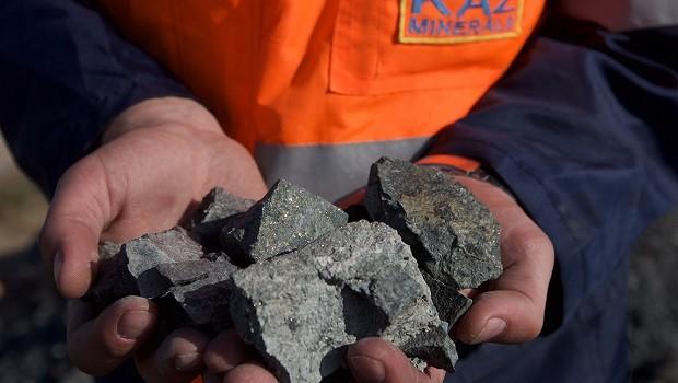 kaz minerals metals