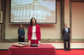ep toma de posesion de cani fernandez como nueva presidenta de la cnmc a 19 de junio de 2020 en