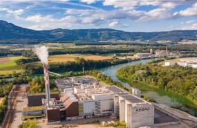 ep archivo   complejo industrial de la empresa kebag en zuchwill suiza que utilizara la tecnologia