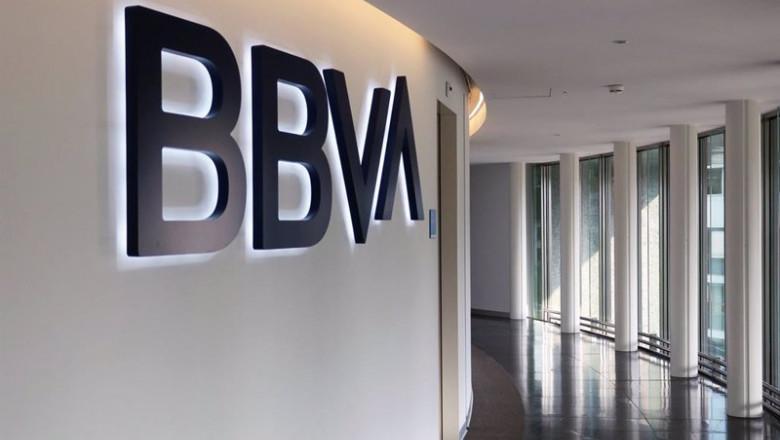 ep archivo - oficina de bbva en zurich suiza