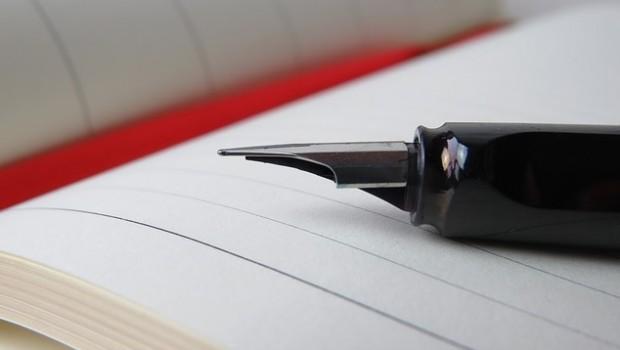 estilografica pluma boligrafo escribir