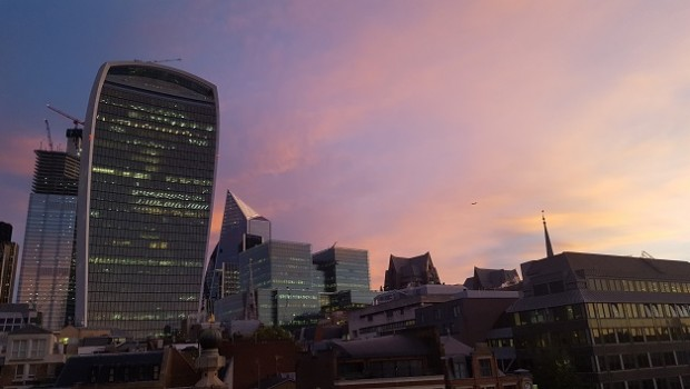 london walkietalkie sunrise