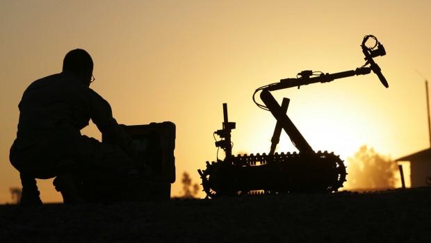 Qinetiq, defence, bomb detection equipment, military