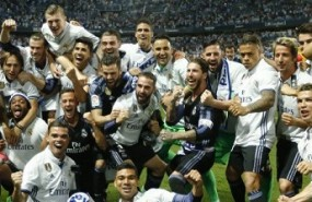real madrid campeon liga