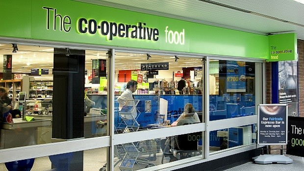 The Co-operative Food supermarket