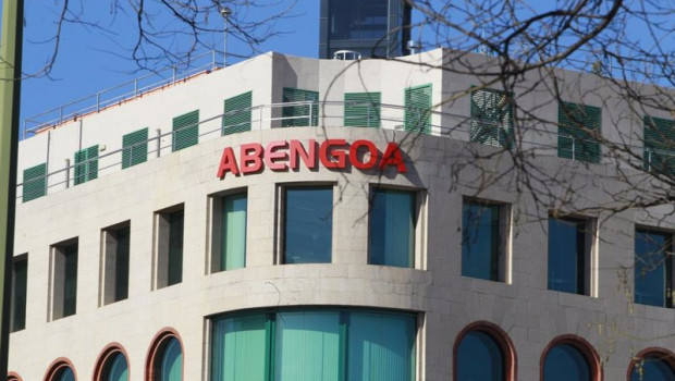 ep imagen de archivo de una sede de abengoa