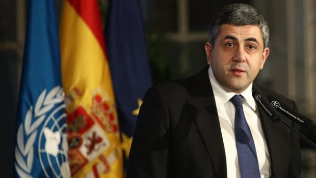 ep nuevo secretario generalla omt zurab pololikashvili