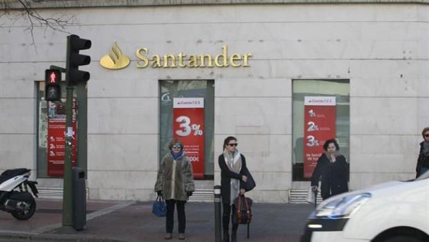 Economía/Finanzas.- Santander ampliará capital en 7.072,4 ...