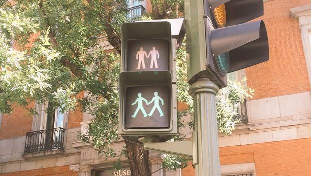 semaforo gay friendly