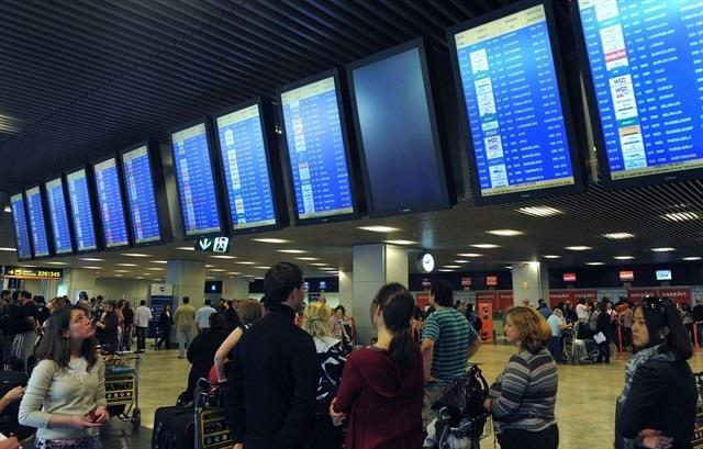 Los aeropuertos de Aena registran 16,5 millones de viajeros en enero, un 7% más