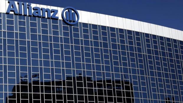 ep archivo   fachada de la sede de la empresa de seguros allianz en madrid a 21 de febrero de 2020