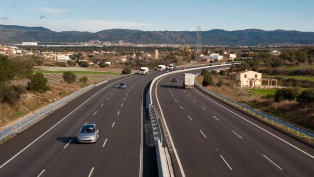 ep archivo   una de la autopistas de abertis en espana