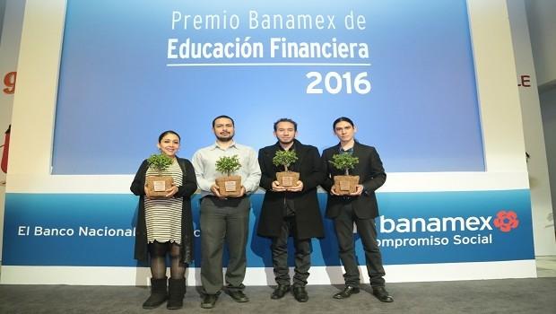 premio educacion finaniera banamex