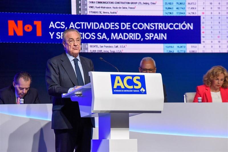 ACS aumenta un 5% su beneficio pese a la salida de Cimic de Oriente Medio