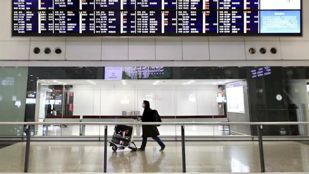 ep el coronavirus impacta en el trafico aereo