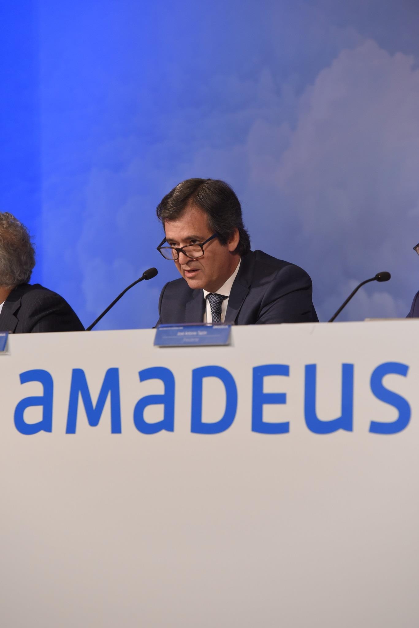 Amadeus cae un 16% desde su debut en el EuroStoxx, pero no hay riesgo de exclusión