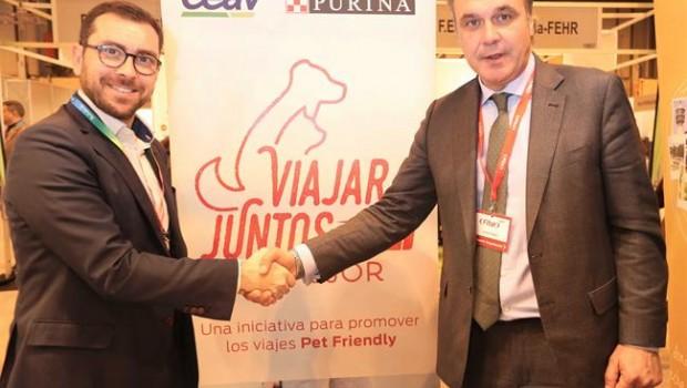 ep purina ceav lanzan primer sello turistico pet friendly