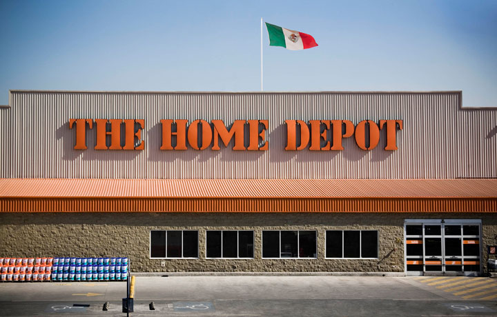 the home depot forecasting in the mexico View the latest weather forecasts, maps, news and alerts on yahoo weather find local weather forecasts for redmond, united states throughout the world.