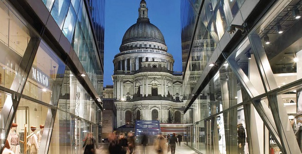 land securities, st paul's, london