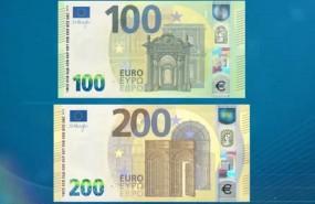 billete euros 100 200 nuevos