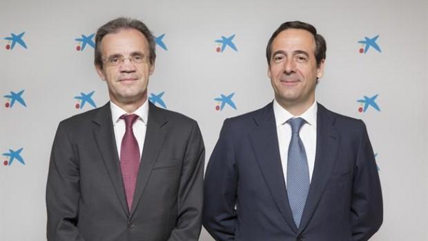 Vende sus acciones y sale del Consejo de Administración — Caixabank abandona Repsol