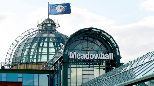 Meadowhall shopping centre yorkshire British Land Company