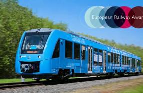 ep alstom coradia ilint el primer tren de hidrogeno del mundo recibe el premio european railway