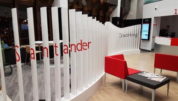 Econom a finanzas santander impulsa espacios de for Oficinas disney madrid
