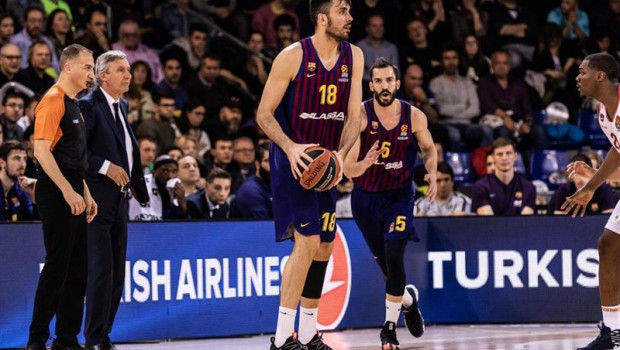 ep basket euroleague basketball - fc barcelona lassa v kirolbet baskonia 20190620000002