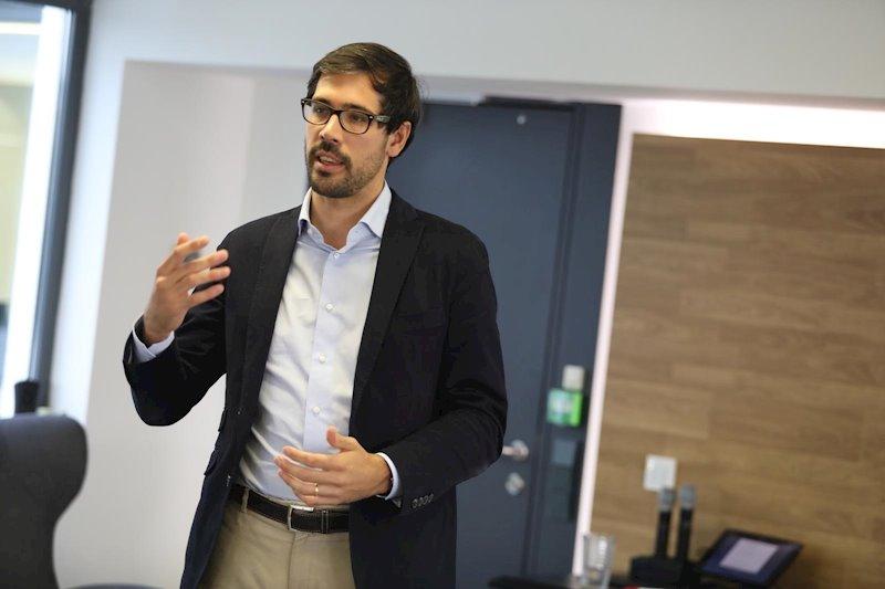 ep juan galiardo director de uber espana