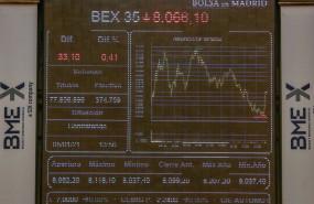 ep valores del ibex 35 en la bolsa de madrid espana a 5 de enero de 2021 el ibex 35 cedia un 032 en