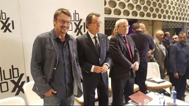 ep artur mas xavi dmenechjose montillaclub siglo xxi