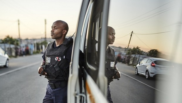 g4s security courier south africa