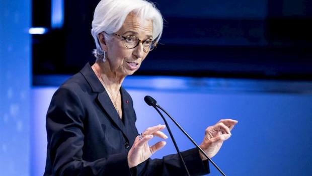 ep 04 november 2019 berlin christine lagarde president of the european central bank ecb speaks at