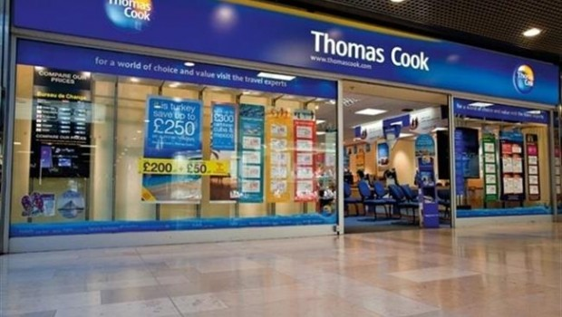 Thomas Cook profits fall after political turmoil and food poisoning claims