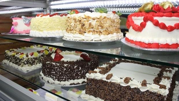 cake box cakes food