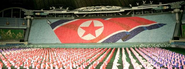 Corea Norte Portada