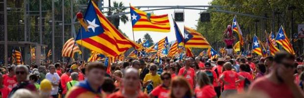diada portada manifestacion cataluna