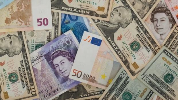 divisas extranjeras euro dolar libra