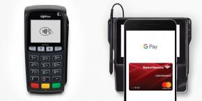 google-pay-terminal-ingenico