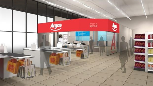 Sainsbury's Announces Plans For Argos And Habitat