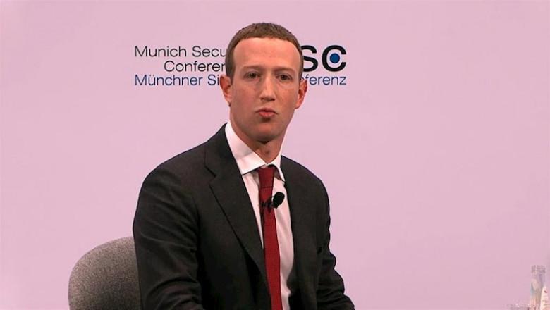 ep el ceo de facebook mark zuckerberg participa en una charla durante la munich security conference