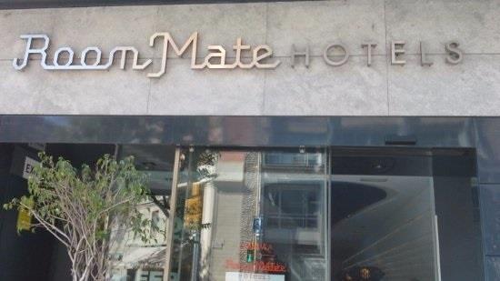 Abre Room Mate Barcelona Gerard