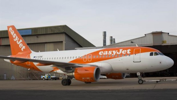 Budget airline easyJet lifts profit outlook after strong quarter
