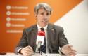 ep expresidentela comunidadmadridcandidatociudadanosla asambleamadrid angel garrido duranteentrevistaeuropa pressla sedela formacion naranja