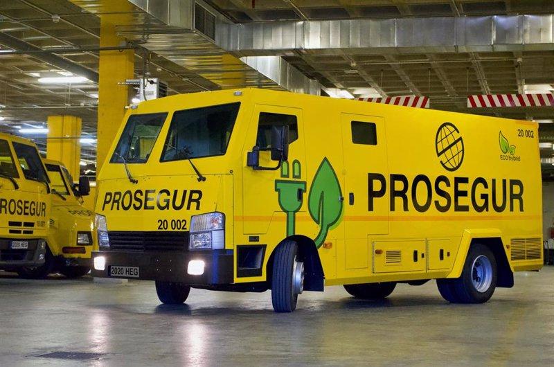 Prosegur gana 26 millones hasta junio.